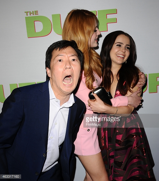 The DUFF Cast